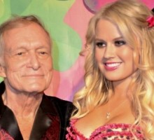 Hugh Hefner Picks A New 'Best Girl'