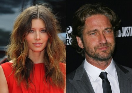 Cupid's Pulse Article: New Couple Alert: Jessica Biel and Gerard Butler?