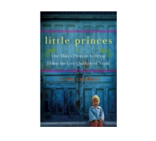Author Conor Grennan Talks 'Little Princes'