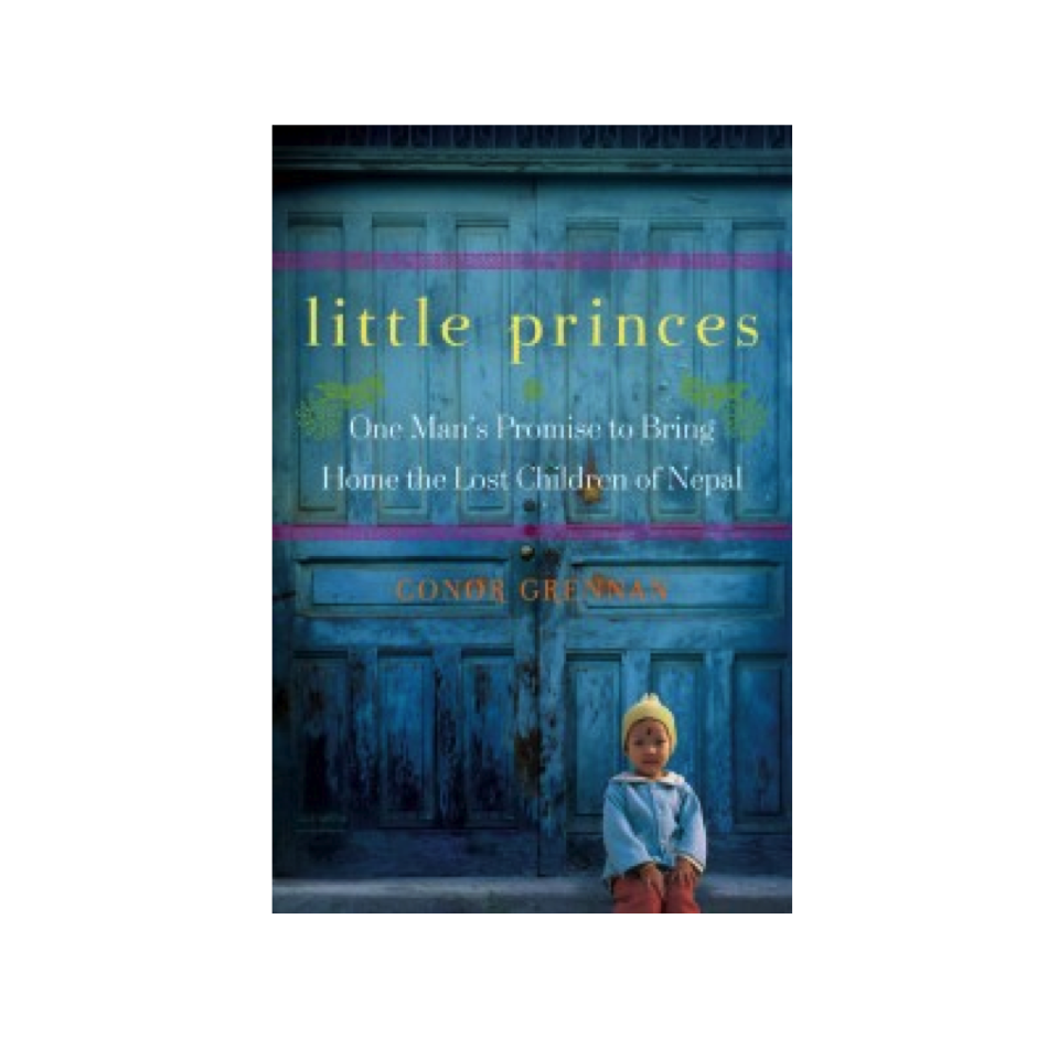 Cupid's Pulse Article: Author Conor Grennan Talks 'Little Princes'