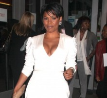 Actress Nia Long Talks Surprise Pregnancy