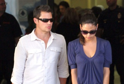 Nick Lachey and Vanessa Minnillo. Photo: Gangster#1/Flynetpictures.com