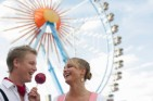 around town, date ideas, dating advice, dating, fairs, carnivals,