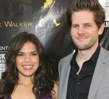 Celebrity Baby News: America Ferrera Celebrates Baby Shower with Co-Stars