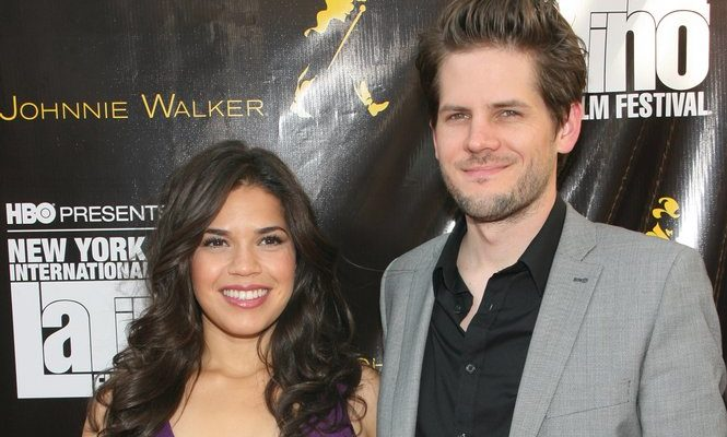 Cupid's Pulse Article: Celebrity Baby News: America Ferrera Celebrates Baby Shower with Co-Stars