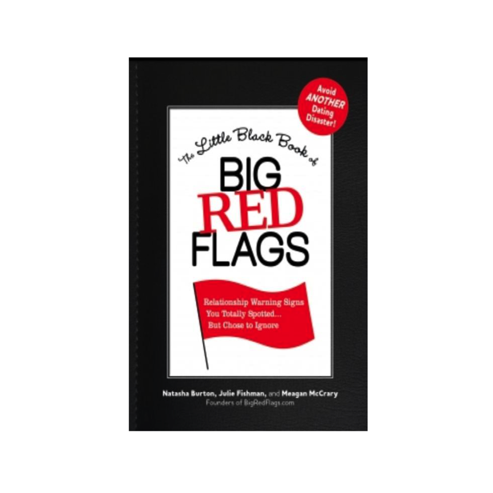 Cupid's Pulse Article: The Authors of 'The Little Black Book of Big Red Flags' Help You Avoid a Dating Disaster