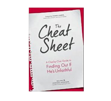 Find Out if Your Partner is Unfaithful with 'The Cheat Sheet'