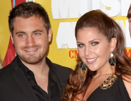 Cupid's Pulse Article: Lady Antebellum Singer Hillary Scott Ties the Knot