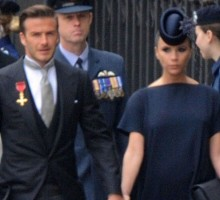 Victoria Beckham Says She Feels Guilty Being a Working Mom