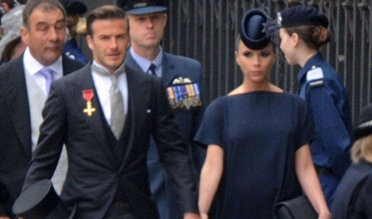 Cupid's Pulse Article: Victoria and David Beckham Welcome a Baby Daughter