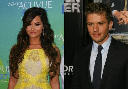 Cupid's Pulse Article: Rumor: Is Demi Lovato Hooking Up With Ryan Phillippe?