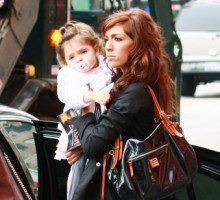 'Teen Mom' Star Farrah Abraham Thinks About Giving Up Modeling for Daughter