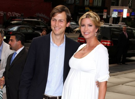 Cupid's Pulse Article: Ivanka Trump and Husband Welcome a Daughter