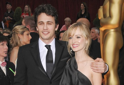 Cupid's Pulse Article: James Franco and Longtime Girlfriend Split After 6 Years