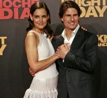 Katie Holmes Throws Tom Cruise Surprise Birthday Bash