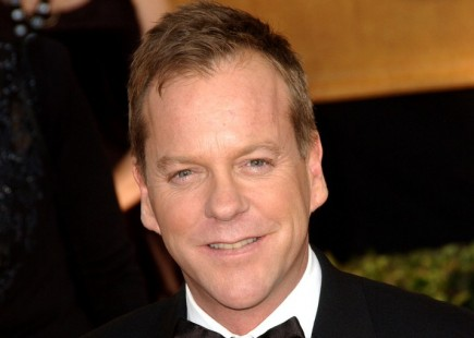Cupid's Pulse Article: Kiefer Sutherland Splits With Longtime Love Siobhan Bonnouvrier