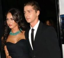 Shia LaBeouf and Megan Fox: Kissing Co-Stars?