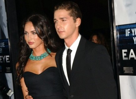 Cupid's Pulse Article: Shia LaBeouf and Megan Fox: Kissing Co-Stars?