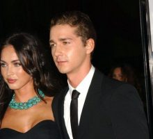 Shia LaBeouf and Megan Fox: Kissing Co-Stars?