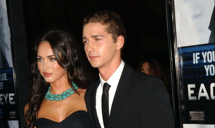 Cupid's Pulse Article: Celebrity Exes: Megan Fox Finally Confirms Past Romance with Shia LaBeouf