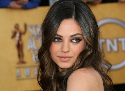 Cupid's Pulse Article: Mila Kunis Agrees to Go On a Blind Date With a Marine