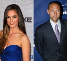 Minka Kelly Cheers for Boyfriend Derek Jeter's 3000th Hit