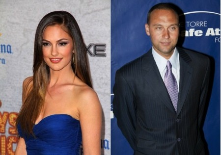 Cupid's Pulse Article: Minka Kelly Cheers for Boyfriend Derek Jeter's 3000th Hit