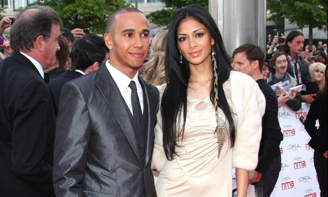 Cupid's Pulse Article: Nicole Scherzinger Rumored to be Engaged to Race Car Champ