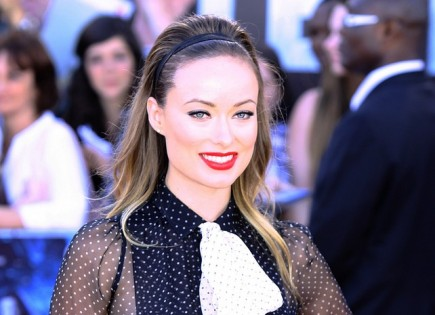 Cupid's Pulse Article: Olivia Wilde Says She Feels 'Wobbly' After Divorce