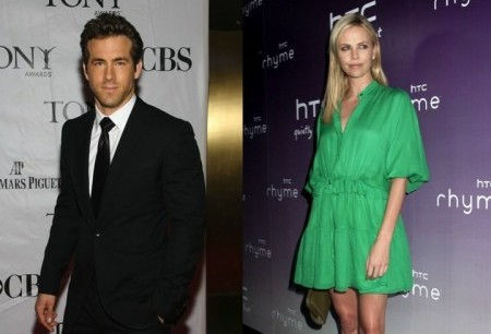 Cupid's Pulse Article: Ryan Reynolds Is Dating Charlize Theron