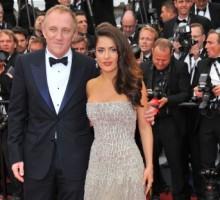 Salma Hayek's Husband Is Baby Daddy to Linda Evangelista's Son