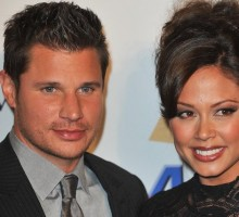 Nick Lachey and Vanessa Minnillo Have Wedding Shower