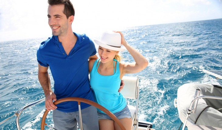 Cupid's Pulse Article: Date Idea: Get Wet and Wild on the Water