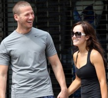 Hollywood Couple Ashley Hebert and J.P. Rosenbaum Celebrate with Holiday Traditions