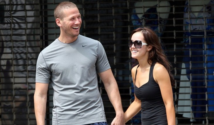 Cupid's Pulse Article: 'Bachelorette' Ashley Hebert and J.P. Rosenbaum Celebrate Celebrity Engagement in NYC