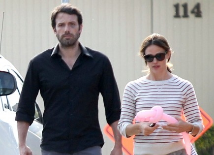 Cupid's Pulse Article: Ben Affleck Says Wife Jennifer Garner is 'More Perfect Than I Am'