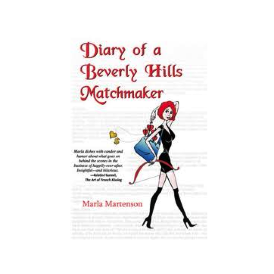 Cupid's Pulse Article: Marla Martenson Talks 'Diary of a Beverly Hills Matchmaker'