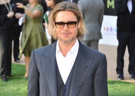 Brad Pitt at the 'Moneyball' premiere. Photo: Jonathan Shensa / PR Photos