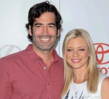 Amy Smart and Carter Oosterhouse's Wedding Was Eco-Friendly