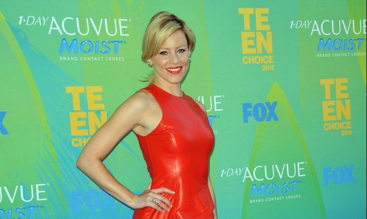 Cupid's Pulse Article: Celebrity News: Elizabeth Banks Says She & Husband Max Handelman Work Well Together