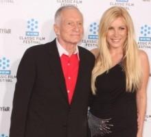 Playboy Founder Hugh Hefner is Engaged