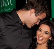 Kourtney Kardashian Says Kim Is Herself Around Kris Humphries