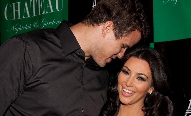 Cupid's Pulse Article: Kourtney Kardashian Says Kim Is Herself Around Kris Humphries