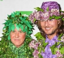 'Project Runway' Judge Michael Kors Gets Married