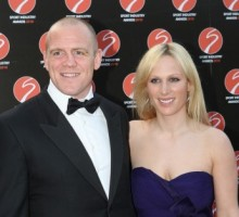 Prince William's Cousin Zara Phillips Ties the Knot