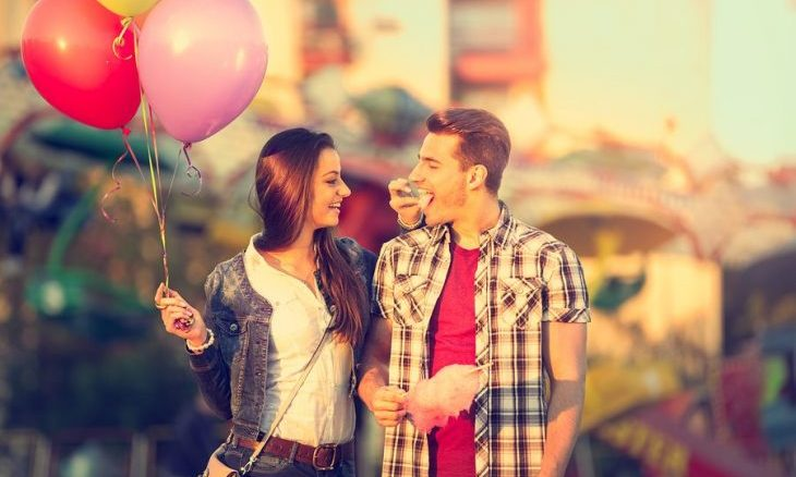 Cupid's Pulse Article: Date Idea: Get Your Relationship Off the Ground
