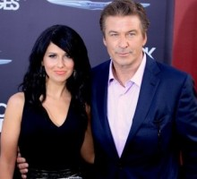 Alec Baldwin Skips Emmy's for Night Out with New Girlfriend