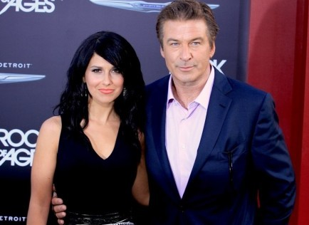 Cupid's Pulse Article: Alec Baldwin Skips Emmy's for Night Out with New Girlfriend
