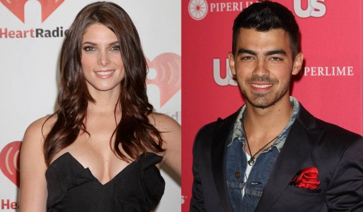 "Cupid's Pulse Article: Joe Jonas Is ""Head over Heels"" for Ashley Greene"