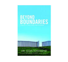 Dr. John Townsend Helps Deal with Painful Unions in his New Book, 'Beyond Boundaries: Learning to Trust Again in Relationships'